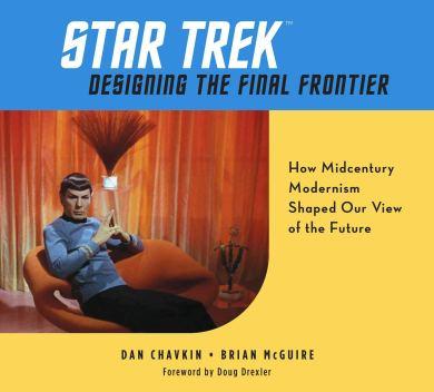 Star Trek Designing the Future cover
