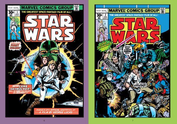 sw comic mini cover a
