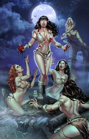Vampiverse 1e