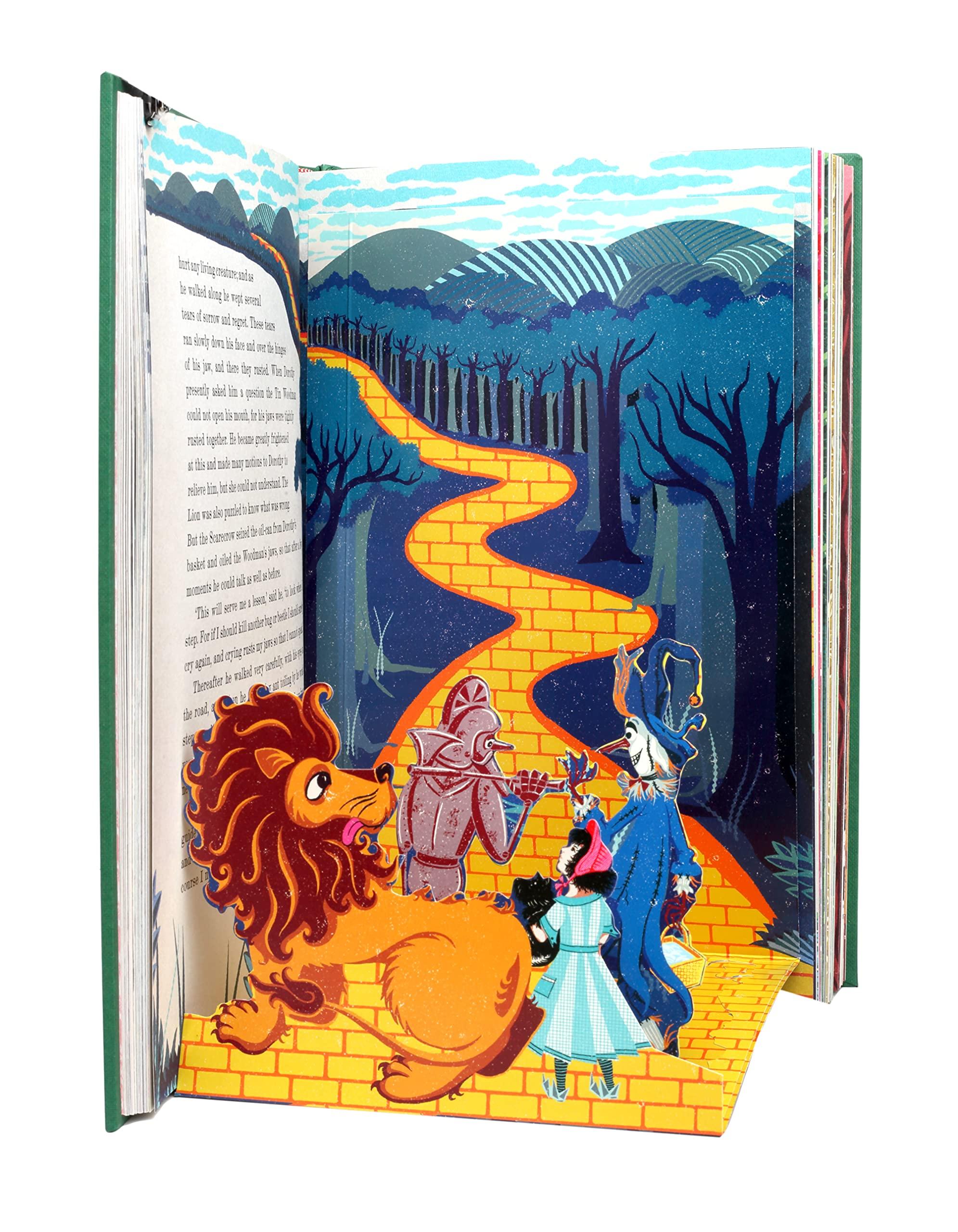 Wizard of Oz MinaLima d