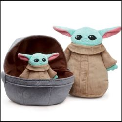 Simplicity baby Yoda